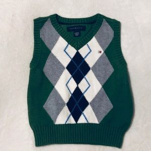 Tommy Hilfiger Infant Sweater Vest